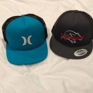 Men's snap back caps